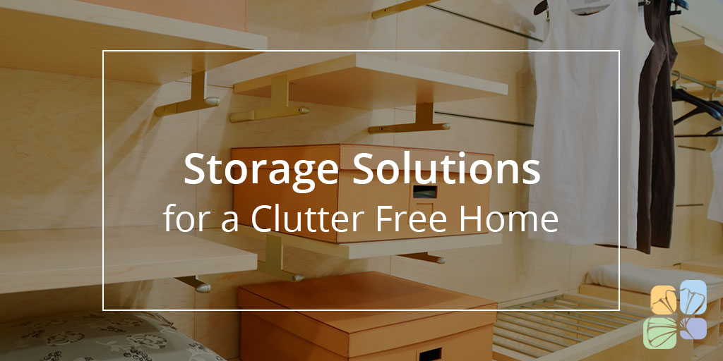 storage solutions for a clutter free home traditions realty