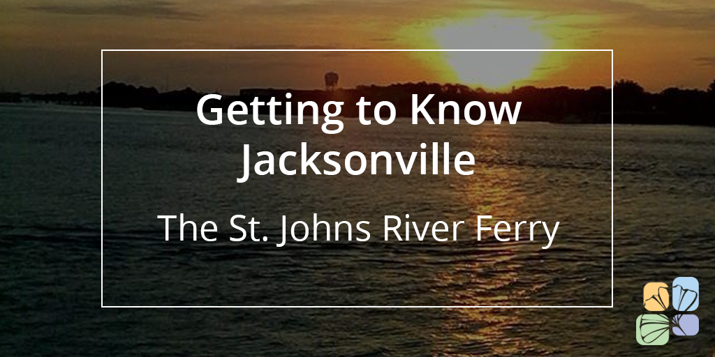 st johns river ferry jacksonville